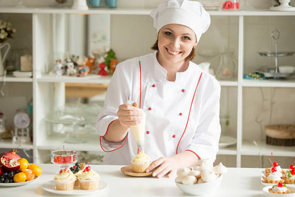 Tiềm năng của nghề học làm bánh Âu