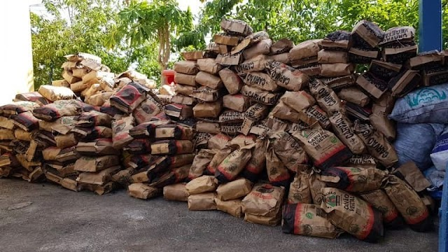 PRF e MP apreendem mais de 800 sacos de carvão vegetal na Chapada Diamantina