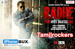 Tamilrockers RADHE Salman Khan movie leaked online bolly4u
