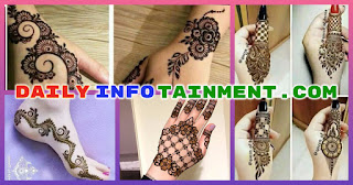 Beautiful and Simple Mehndi Designs with Videos