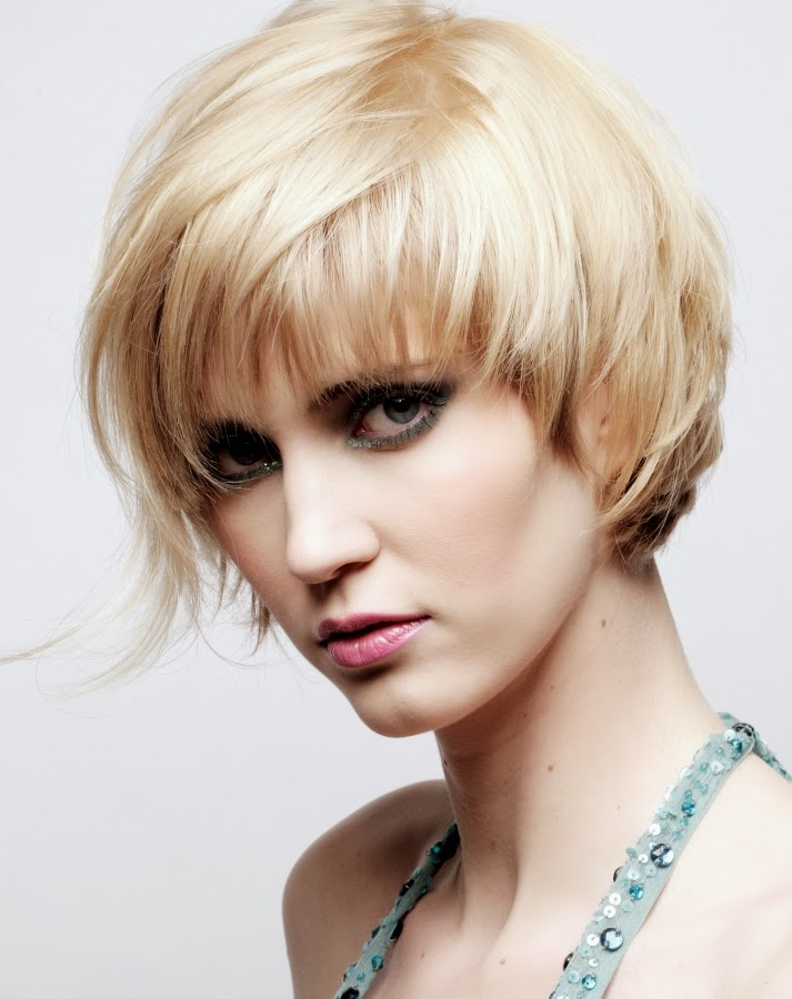 LM Carmen: New Layered Hairstyles For Short Hair