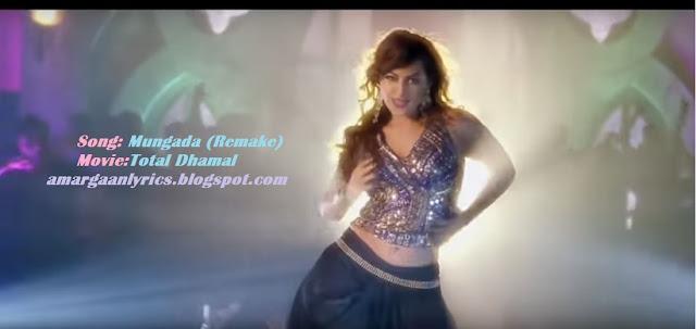 Mungada lyrics - Total Dhamal - Ajay Devgon | Total Dhamal - Mungada lyrics - Ajay Devgon