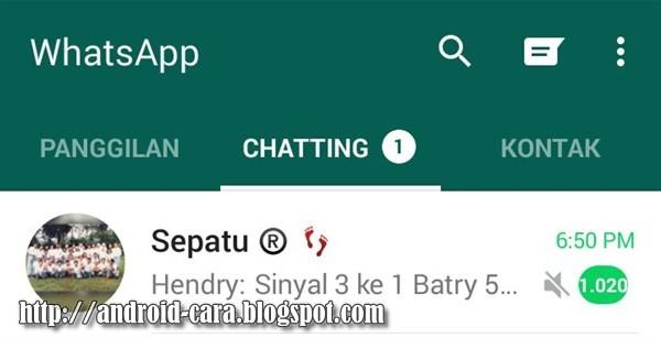apa kabar pengguna chatting di seluruh tanah air Inilah Grup Whatsapp Paling Ramai, Tak Pernah Sepi!