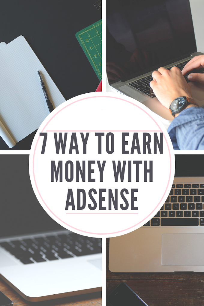 How to earn money from google Adsense 2020