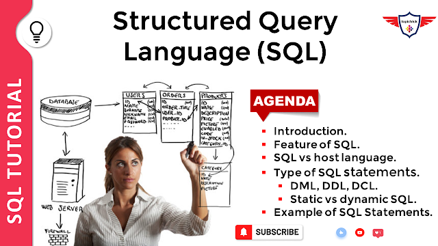 SQL stands for Structured Query Language.