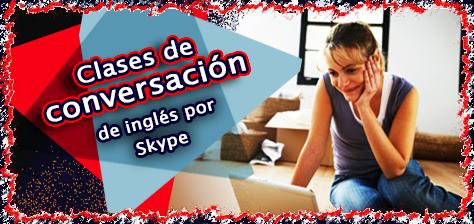 Clases de conversación de inglés online
