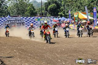 Result Handayani Grasstrack Open 2017 Gunung Kidul