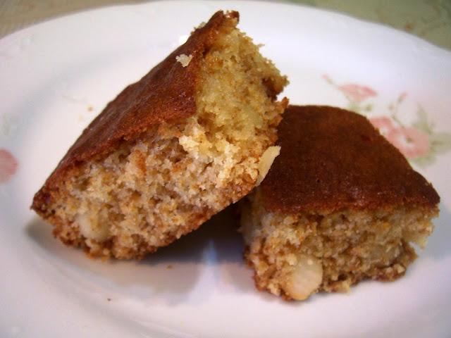 Brownies al Chocolate Blanco y Nueces de Macadamia. Receta