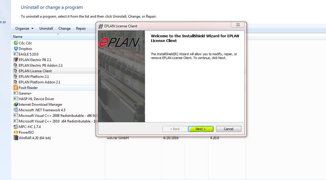Eplan Electric P8 2.1.6 crack.rar