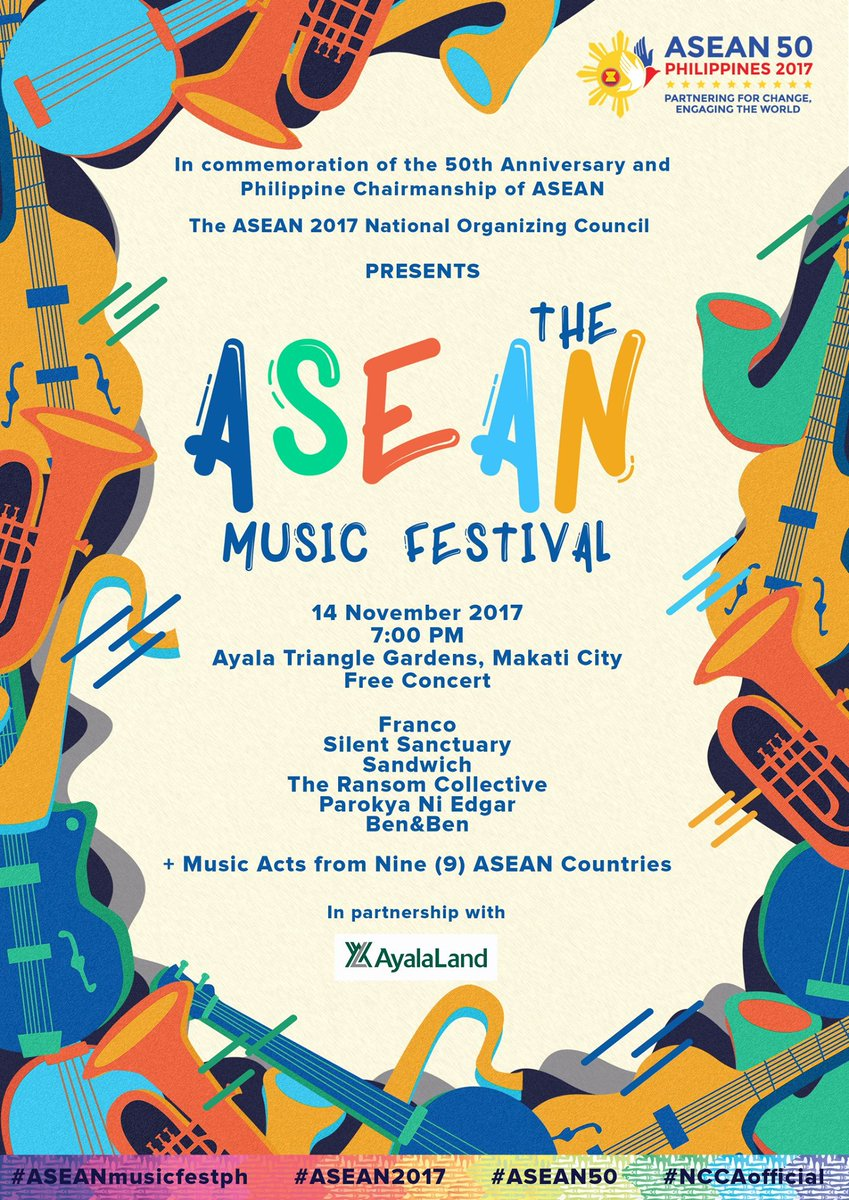 ASEAN Music Festival cancelled