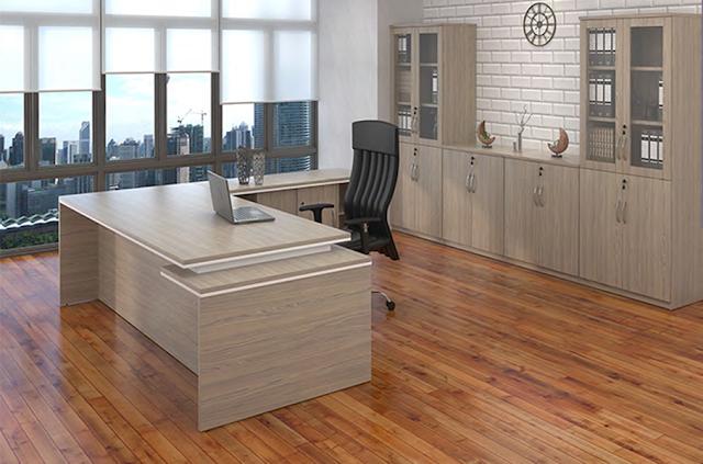 Meja Pengarah / Presiden   Director Table   Model : MARS 320