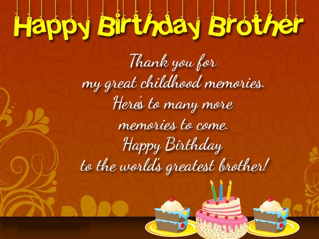 Birthday card for brother a birthday card for my brother  birthday greeting for a brother birthday cards for big brother birthday greetings for a brother birthday greetings for a brother in law birthday greetings