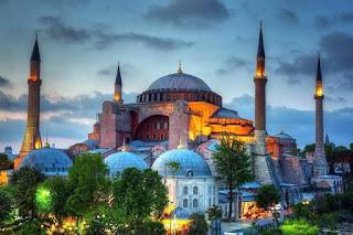 Masih Tentang Hagia Sophia (آيا صوفيا)
