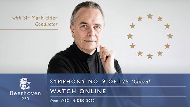 Sir Mark Elder, the Hanover Band - Beethoven's Symphony No. 9