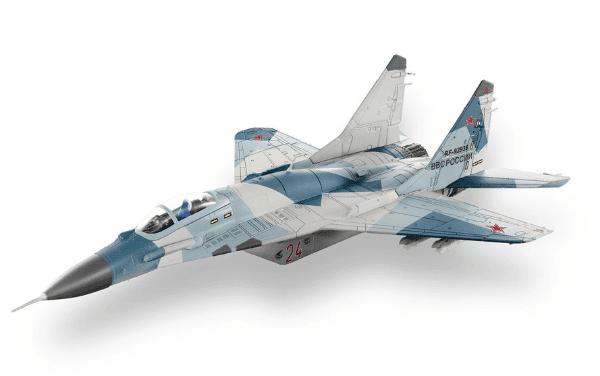 aviones de combate MiG-29 SMT 9.19 Fulcrum
