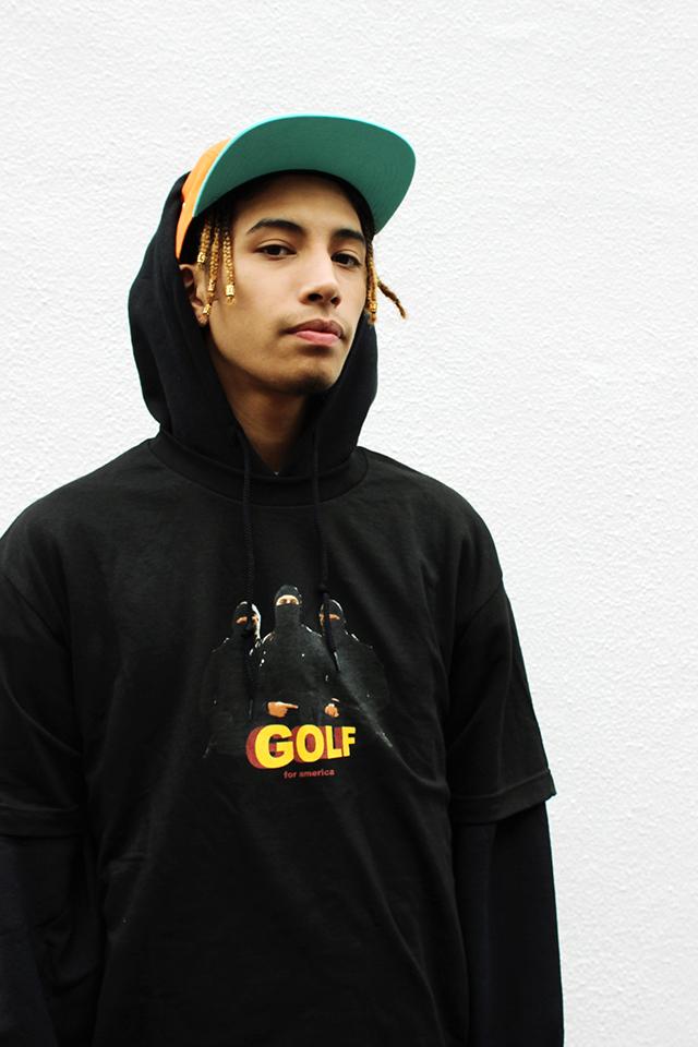 GOLF WANG ゴルフワング TYLER THE CREATOR タイラーザクリエイター ODD FUTURE