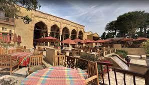 أسعار أفضل مطاعم حديقة الازهر مصر 2021