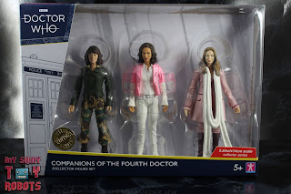Doctor Who 'Companions of the Fourth Doctor' Set Box 01