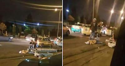 اردني يقتل اخته ب 4 طعنات في شارع الجامعة الأردنية قرب مستشفى الإسراء