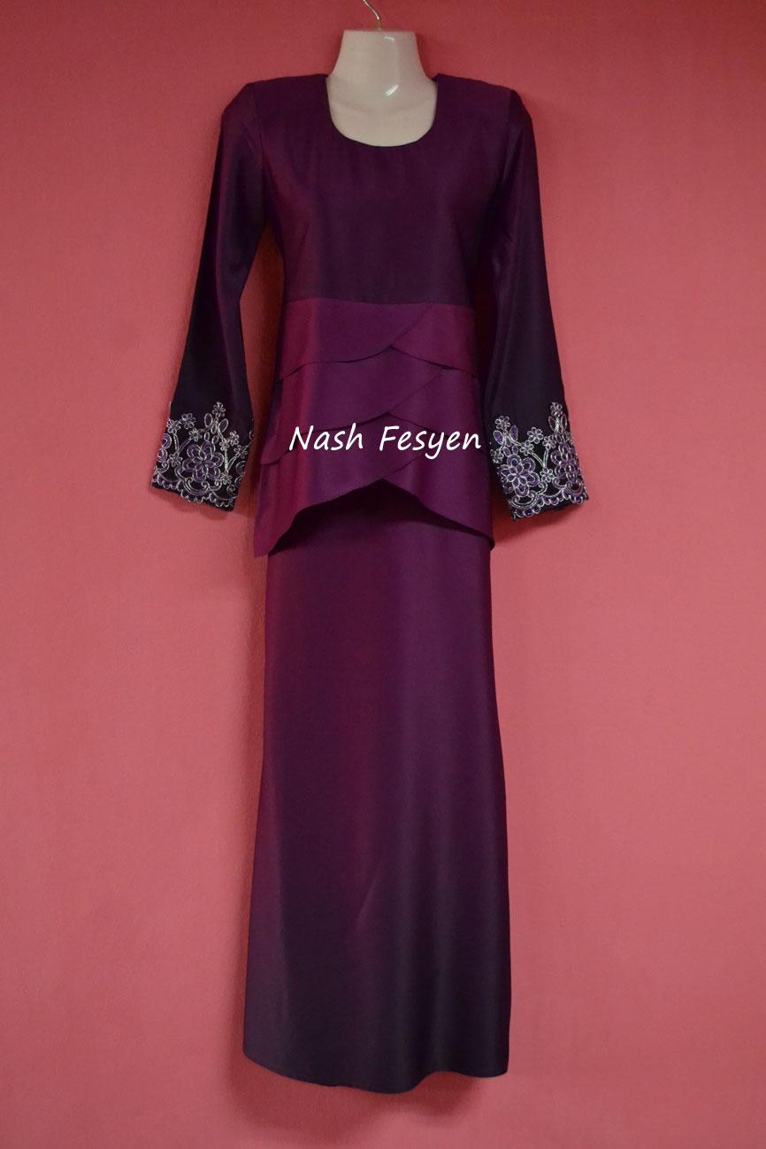 Nash Fesyen Koleksi Fesyen Baju Raya 2016