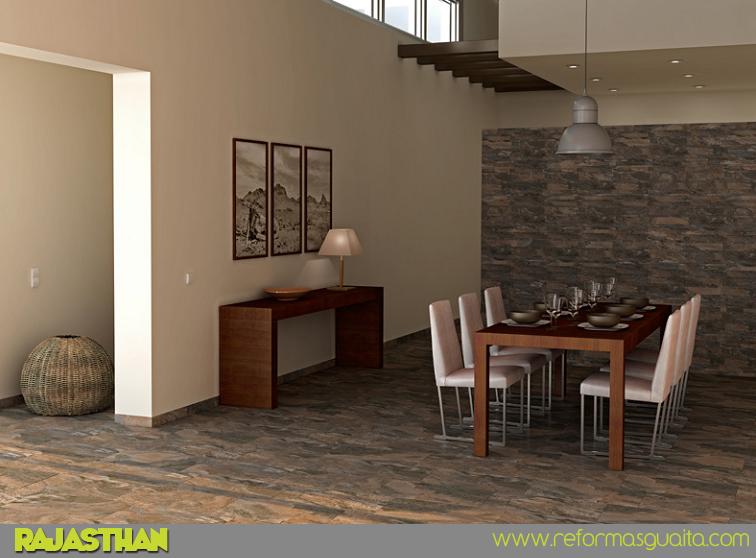 Azulejos De Piedra Para Interior Modelo De Cuarto De Bao