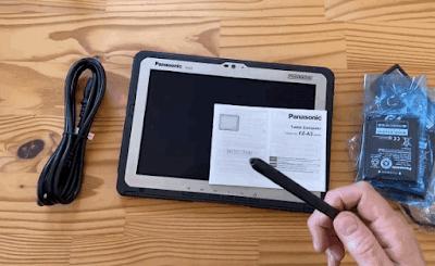 Panasonic,تصدر,Tablet,مصفح,مقاوم,للصدمات,و,الماء
