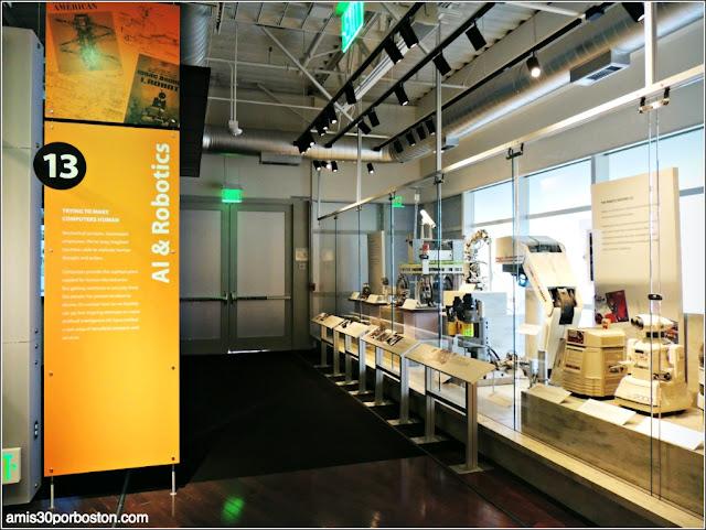 Computer History Museum: AI & Robotics