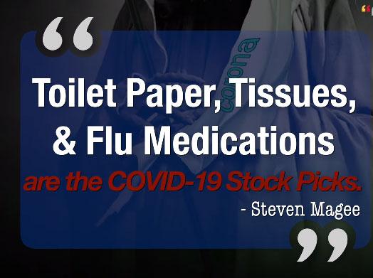 Coronavirus Business quote