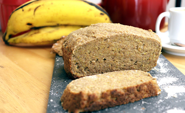 pão de banana pensando ao contrário
