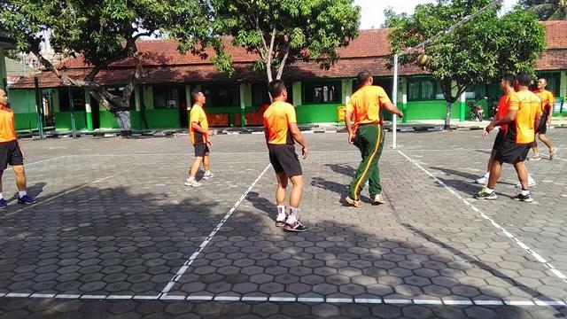 Olahraga TNI Batang