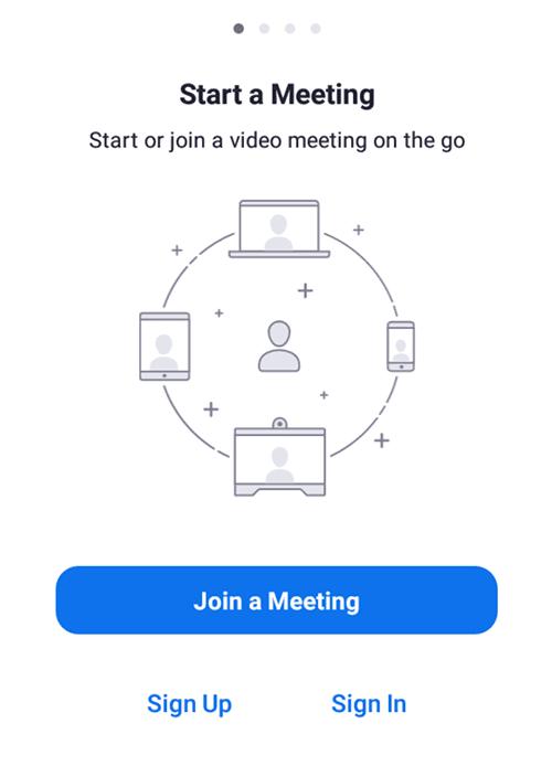 Cara Membuat Akun Zoom Meeting Melalui Aplikasi HP