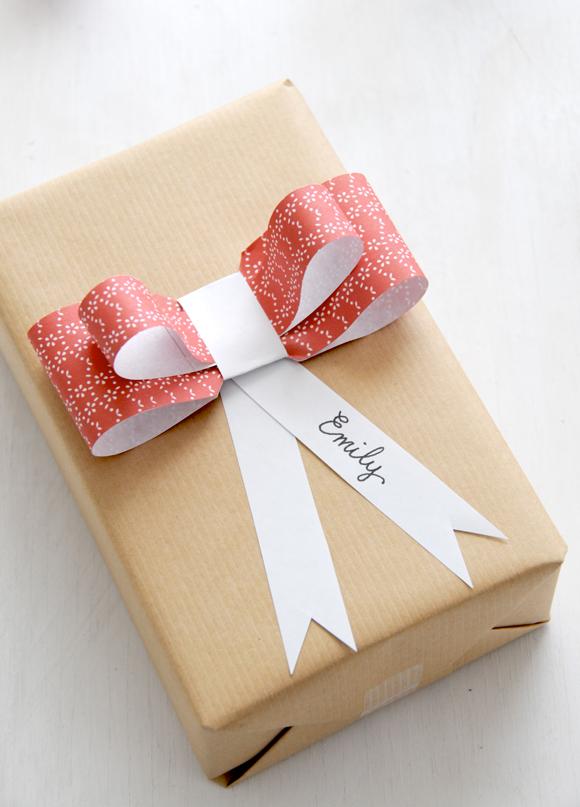 MELK: Gift Wrapping -> Kraft Paper