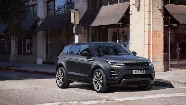 2021 Land Rover Range Rover Evoque Review