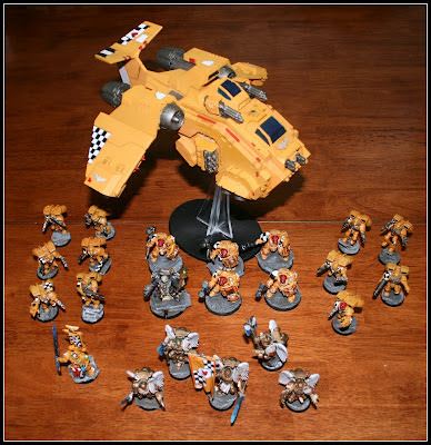 Lamenters Strike Force