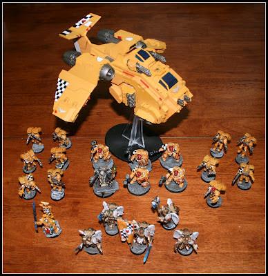 Lamenters Strike Force