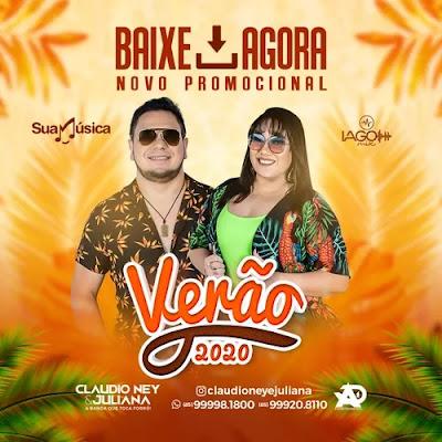 Claudio Ney e Juliana - Promocional de Verão - 2020