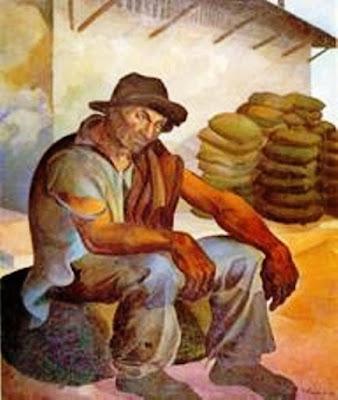 Eduardo Kingman El_Carbonero