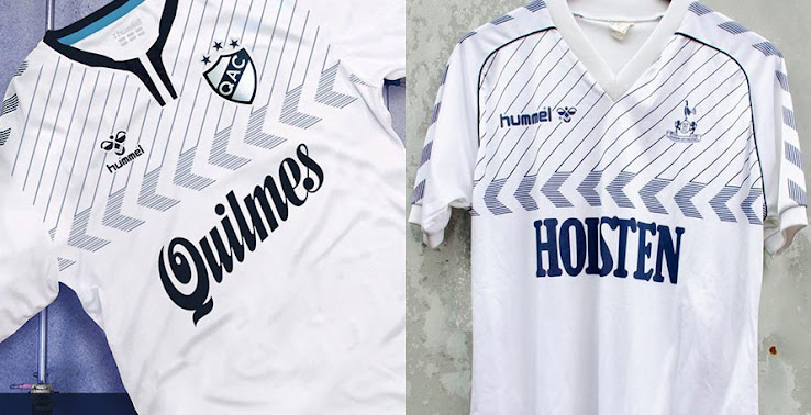 Inspired by Spurs Classic: Quilmes 19-20 Home, Away & Third