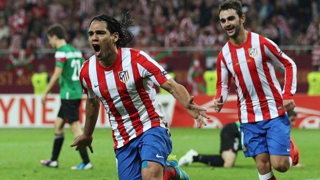 Liga Europa 2011-2012: o começo do grande Atlético