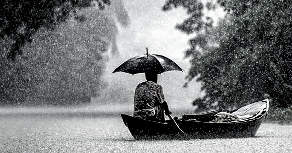 Most Beautiful Rainy day in Bangladesh