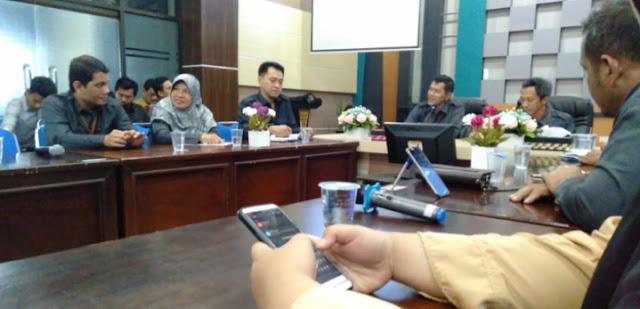 2020 BPS Aceh Lakukan Pengisian Data Berbasis Online