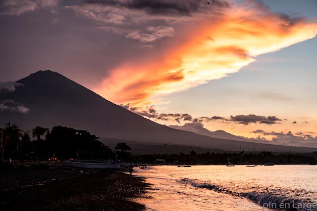 Amed et Gunung Agung - Bali