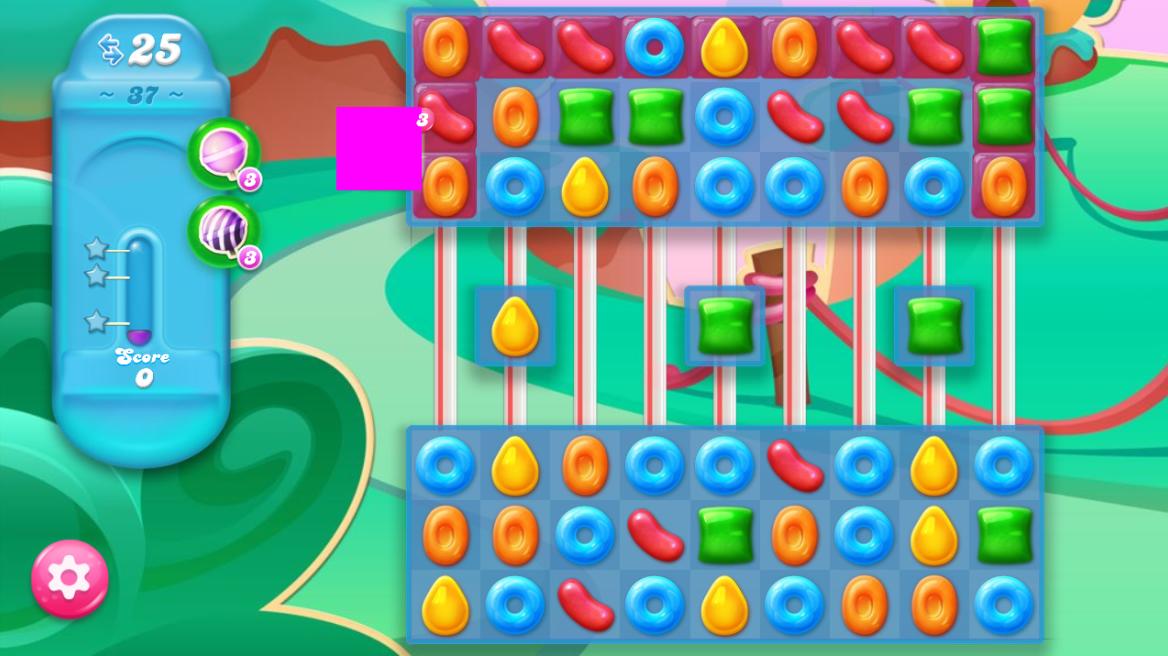 Candy Crush Jelly Saga 37