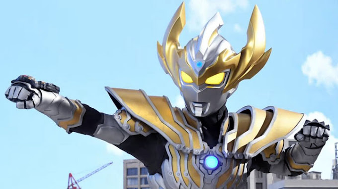 Ultraman Taiga Episode 12 Subtitle Indonesia