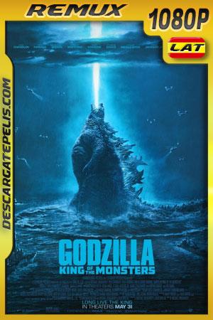 Godzilla El rey de los monstruos (2019) 1080p BDRemux Latino – Ingles