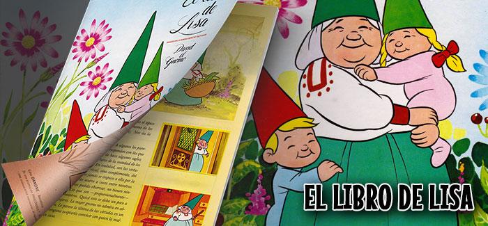 Álbum El libro de Lisa (Danone, 1985)