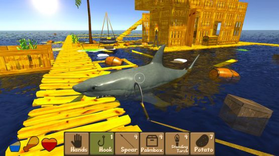Download Raft game for pc highly compressed