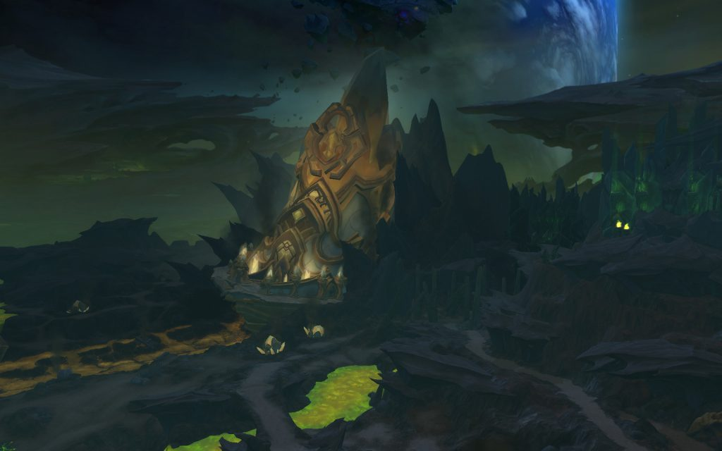 There's a lot to do on Argus - if you can get there!
