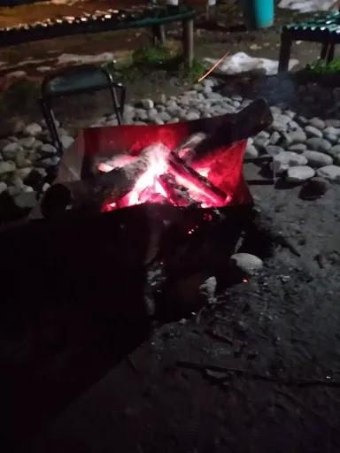 Camping in Manali