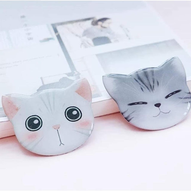 cat mirrors on amazon by barbies beauty bits